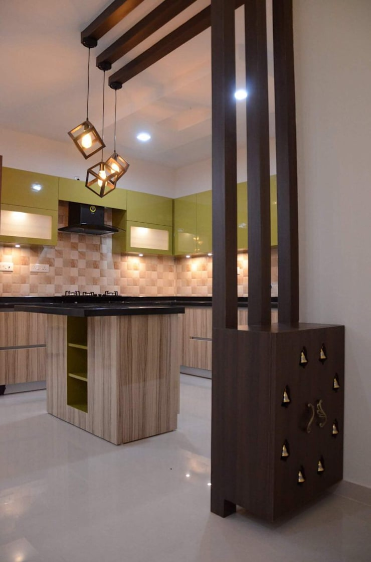 Projects: modern Kitchen by Modern Interiors