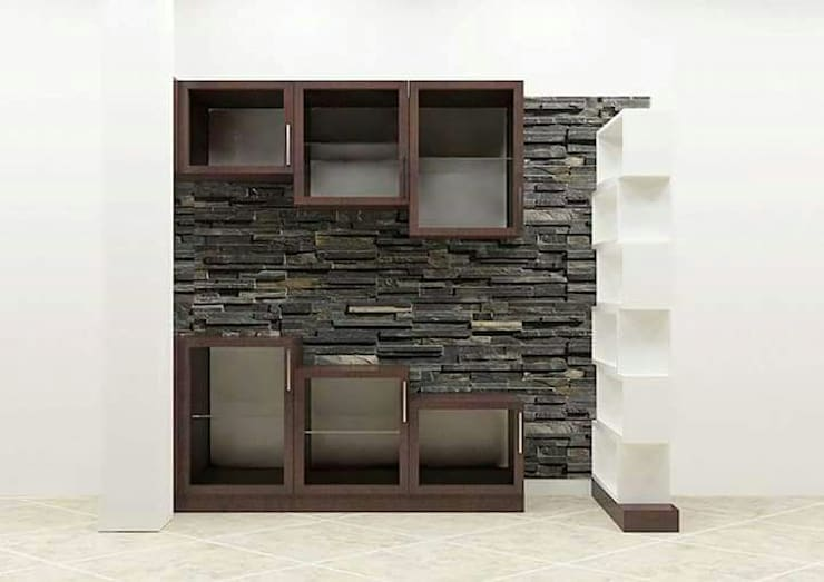 Project 3: modern Living room by Modern Interiors