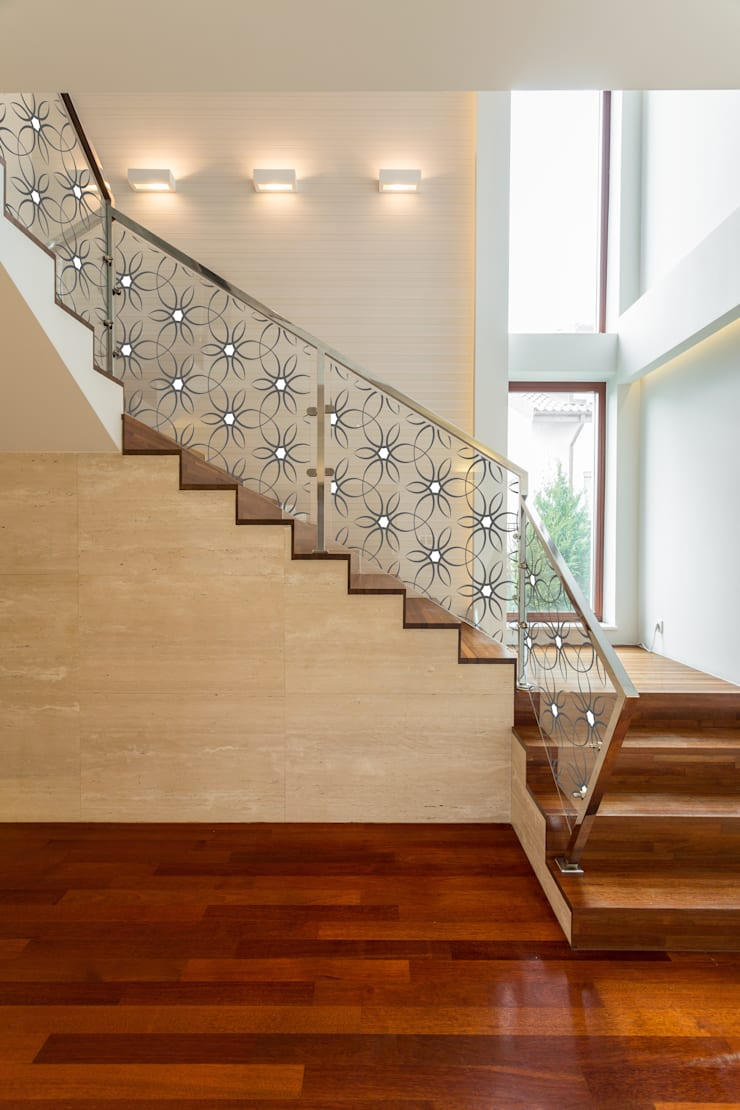 Applicazioni di piastrelle di vetro by shiny glass tiles homify - Piastrelle di vetro ...