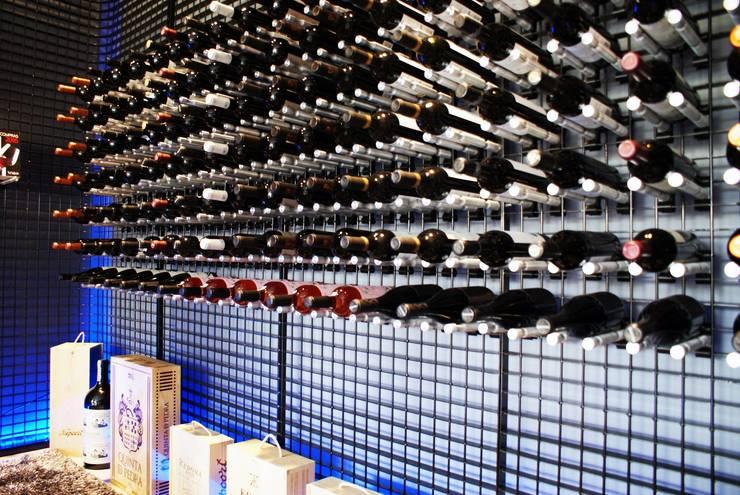modern Wine cellar by Cobermaster Concept