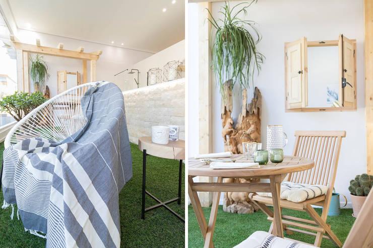 Teras oleh Become a Home, Skandinavia