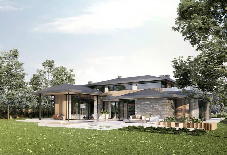 فيلا تنفيذ TISSU Architecture