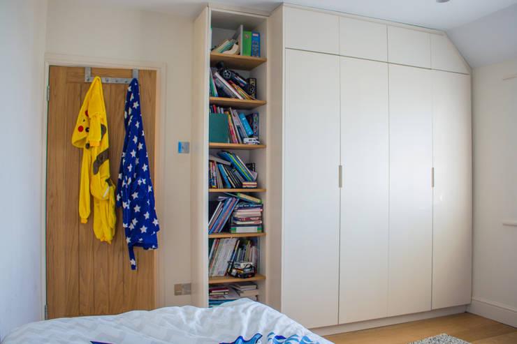 Bedroom by Patience Designs, Modern