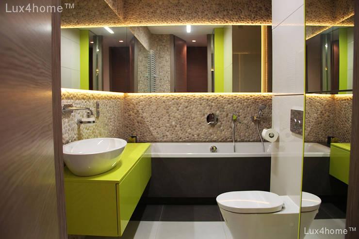 Ванные комнаты в . Автор – Lux4home™