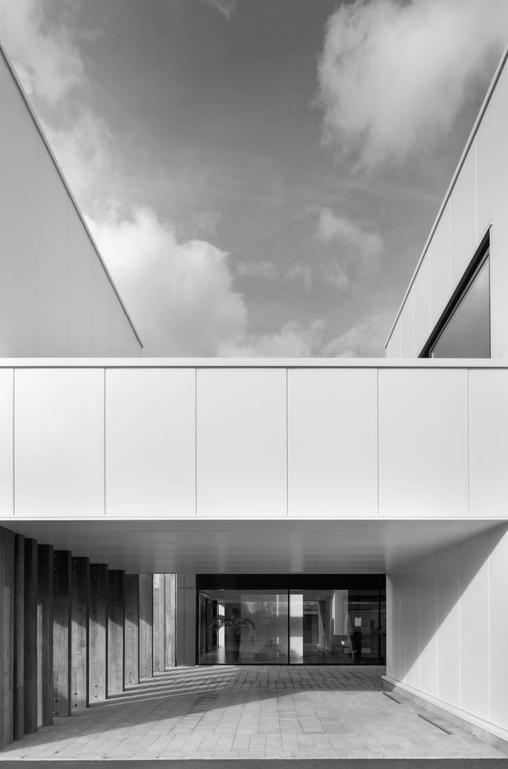 Showroom De Plankerij:  Villa door De Plankerij BVBA