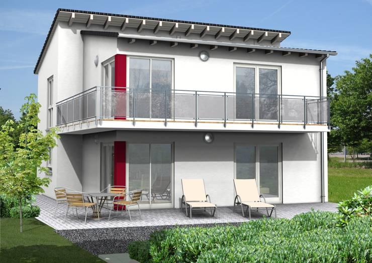 kohaus der woche wir bauen nachhaltige kologische und wohn gesunde massivholzh user por si. Black Bedroom Furniture Sets. Home Design Ideas
