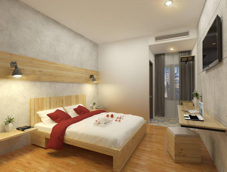 THE JOURNEY HOTEL:  Hotels by ARSATAMA ARCHITECT