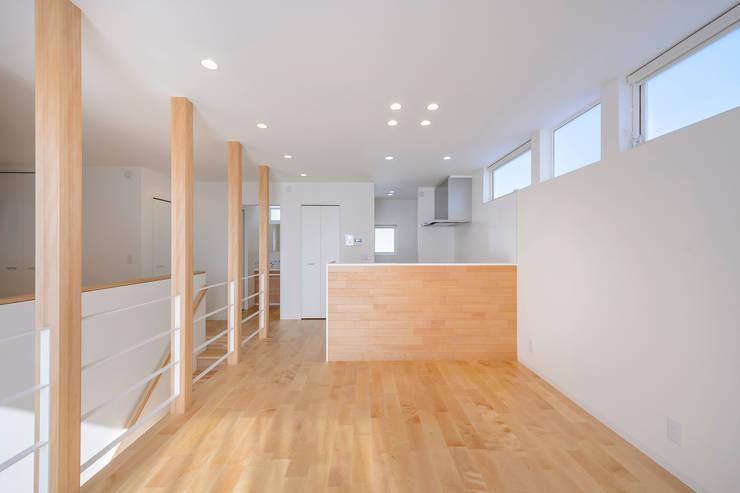HouseK2: 一級建築士事務所 ima建築設計室が手掛けたダイニングです。