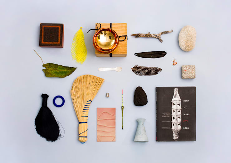 INSPIRATIE UIT PRIVE ARCHIEF - MATERIAL STUDIES:  Woonkamer door Nina van Bart