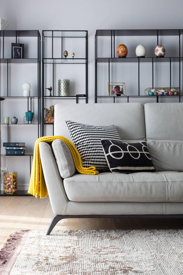 Appartement BORDEAUX Wilson: Salon de style  par Julie Chatelain