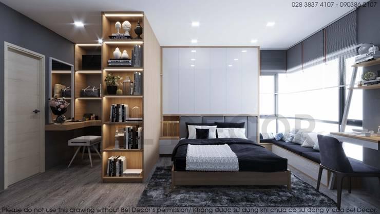 Project: HO1805 Modern Apartment/ Bel Decor:   by Bel Decor