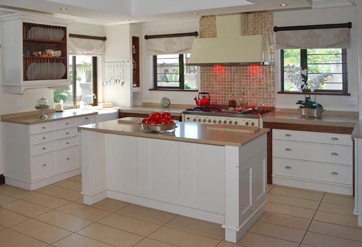 Kitchen Design :  Kitchen by Nukitchen Interiors