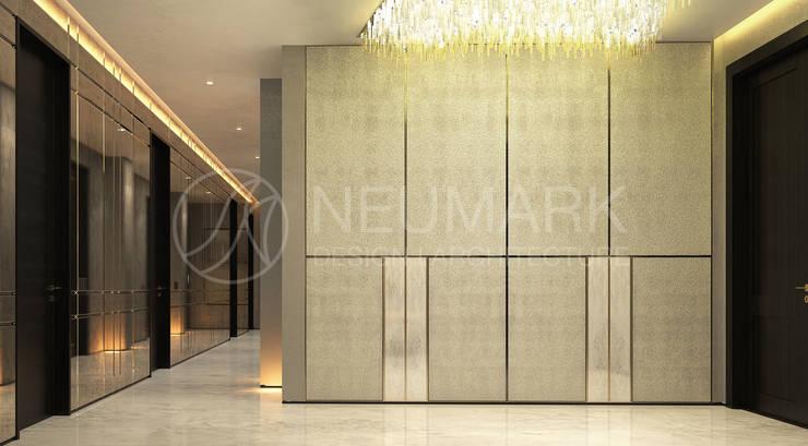 Corridor & hallway by Anton Neumark, Minimalist