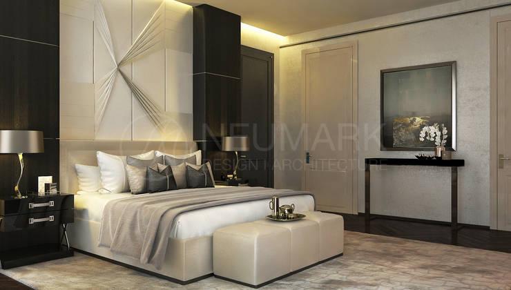 Bedroom by Anton Neumark, Minimalist