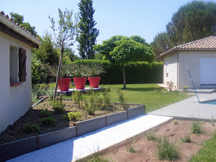 в . Автор – KAEL Createur de jardins,