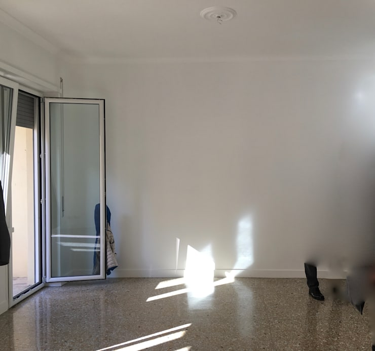 SALA  RIUNIONE PRIMA: Studio in stile  di Antonella Petrangeli