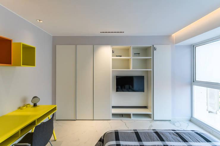 modern Bedroom by Design Group Latinamerica