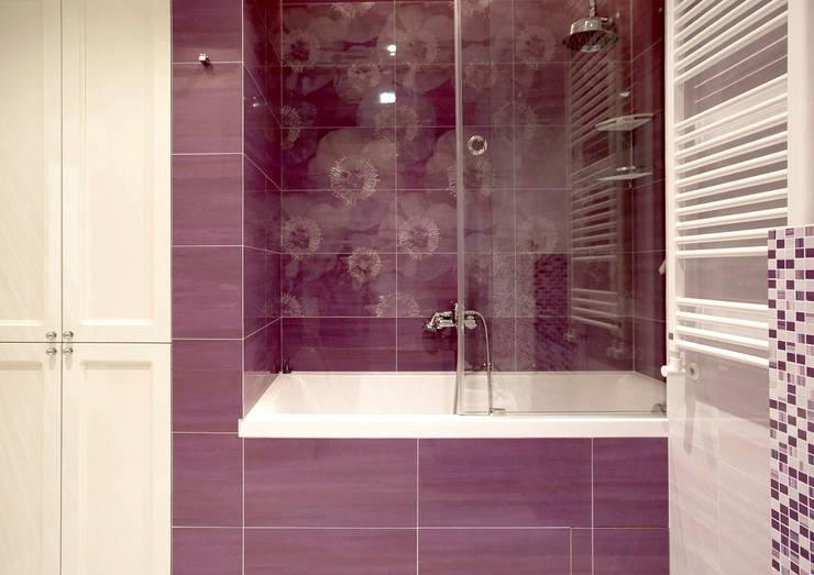 Современная классика: Ванные комнаты в . Автор – Dinastia Designs