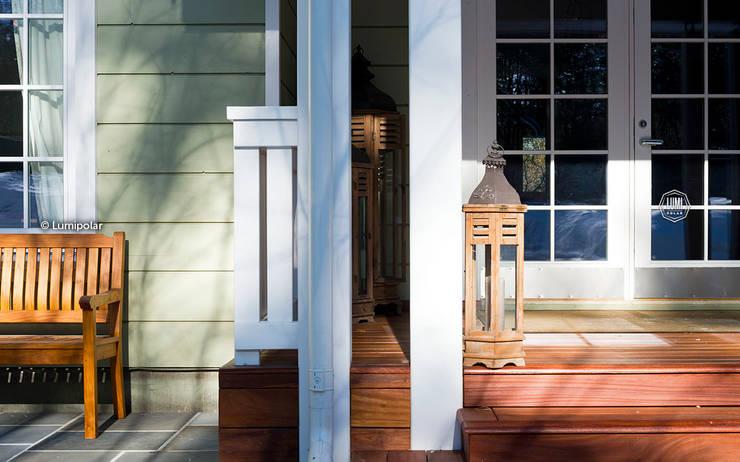 Baroness 464: Дома с террасами в . Автор – LUMI POLAR