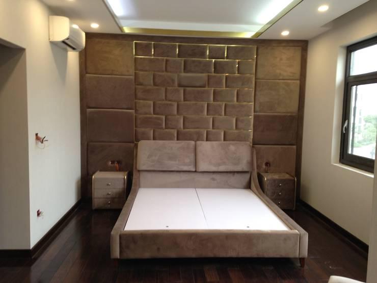 Giường ngủ hiện đại:   by Nội thất Divanni