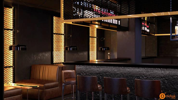 Bares y Clubs de estilo  de Art-i-Chok, Industrial
