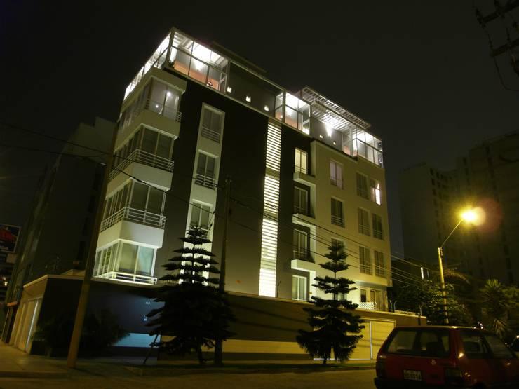 Penthouse Barranco: Casas de estilo  por Artem arquitectura