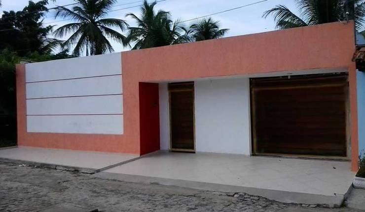 Rumah tinggal  oleh Aleixo Arquitetura, Tropis