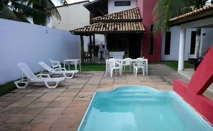 Rumah oleh Aleixo Arquitetura, Tropis