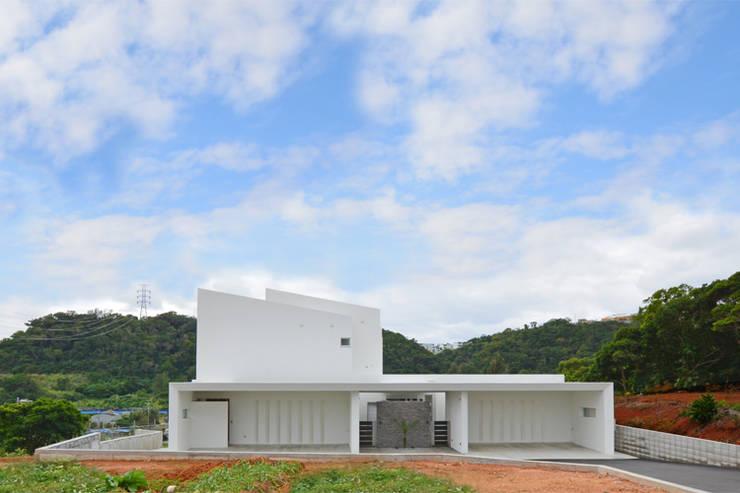 森の二世帯: 久友設計株式会社が手掛けた家です。