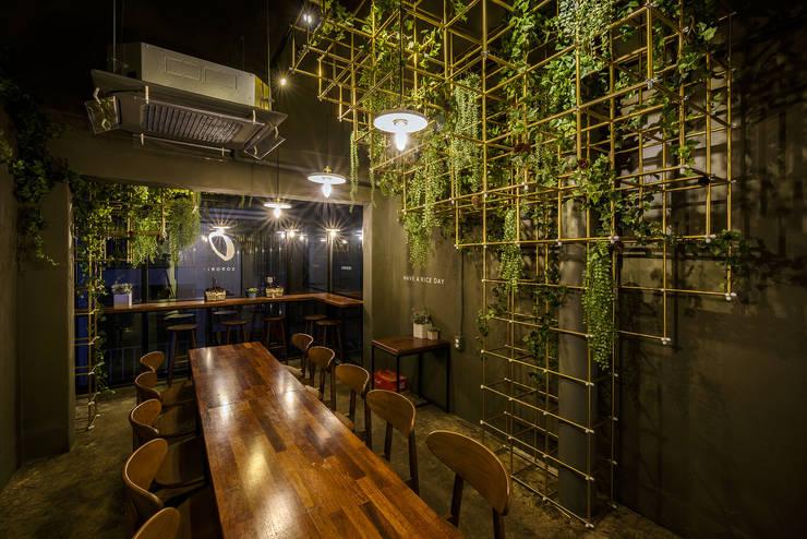 소로리 카페: 쿠나도시건축연구소의