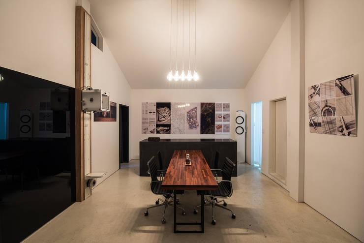 (주)쿠나도시건축연구소 사옥: 쿠나도시건축연구소의