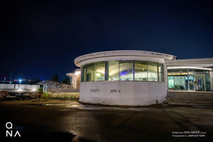 크래프트 루트 수제맥주 제조공장: QNA Urban Architecture Lab Co.Ltd의