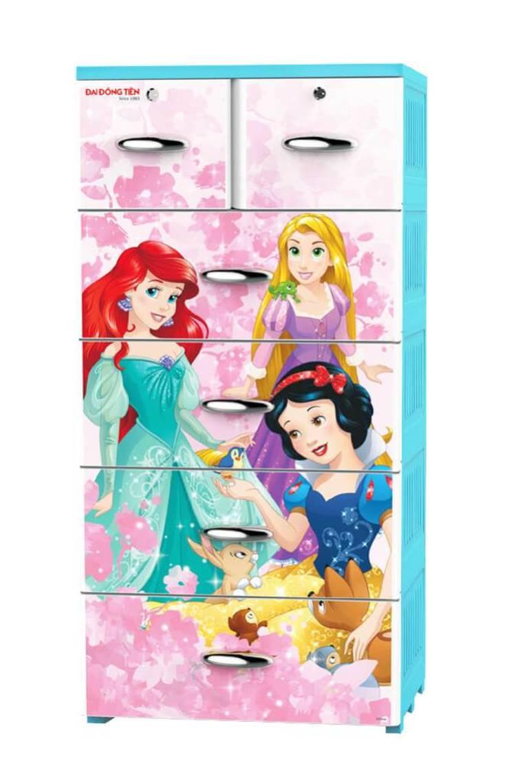 Tủ nhựa cho bé - niềm vui cho mẹ:  Multimedia room by Công Ty CP Đại Đồng Tiến