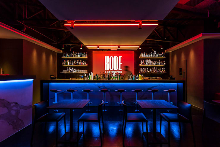 Bars & clubs by Design Group Latinamerica