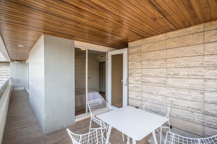 Balconies, verandas & terraces  by Design Group Latinamerica