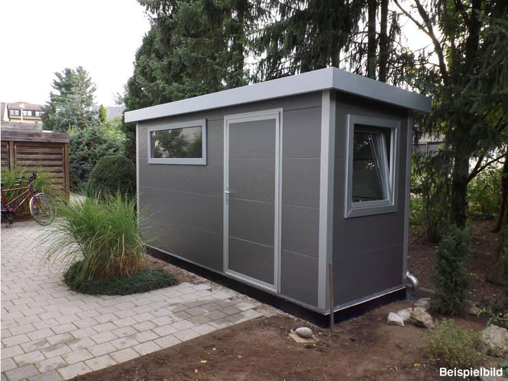 Was kostet ein gartenhaus - Gartenhaus isoliert ...