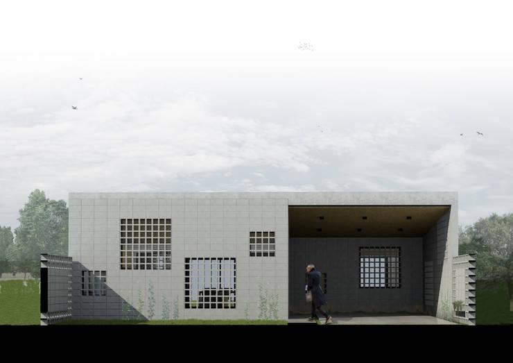 Casa DN : Casas de estilo  por Estudio Enlace