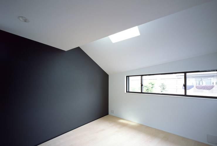 Ruang Keluarga oleh 一級建築士事務所A-SA工房, Modern