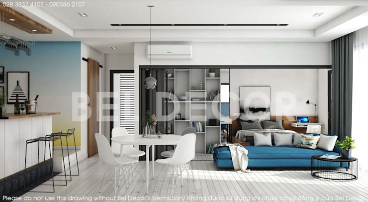 HO1813 Luxury Apartment – Bel Decor:   by Bel Decor