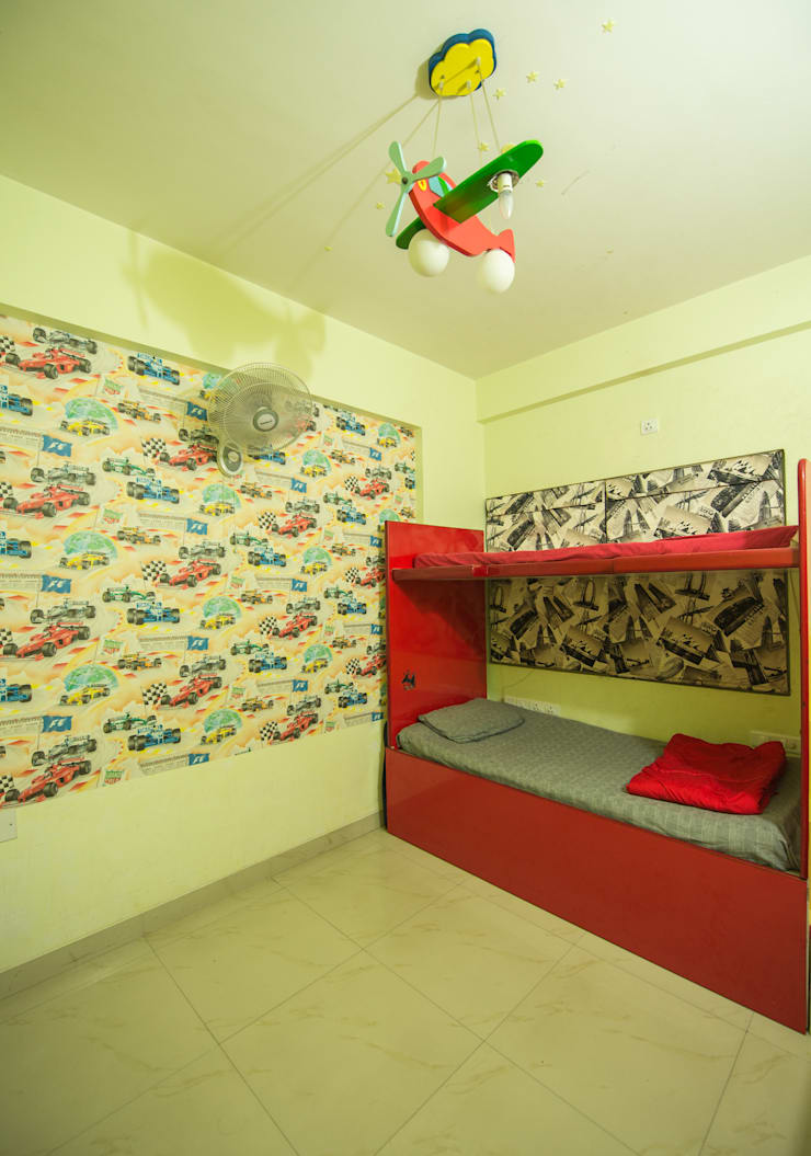 Project 1:  Nursery/kid's room by Dream Touch ,Modern