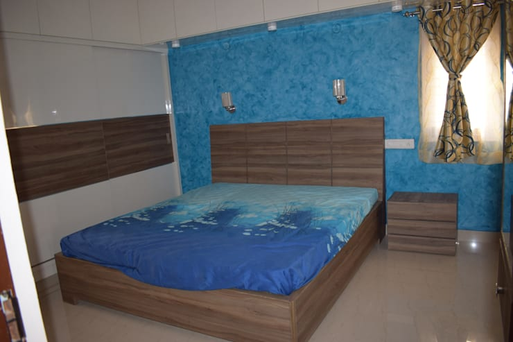 Project 3:  Bedroom by Dream Touch ,Modern