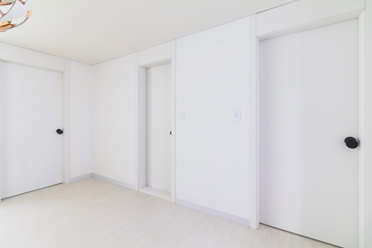 Living room by 바나나웍스