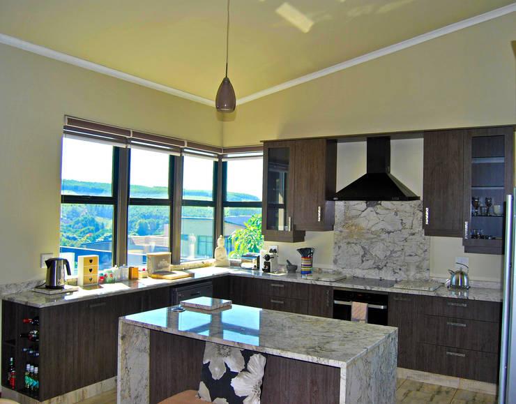 Jax Meyer Kitchen & BIC's:  Kitchen by Capital Kitchens cc