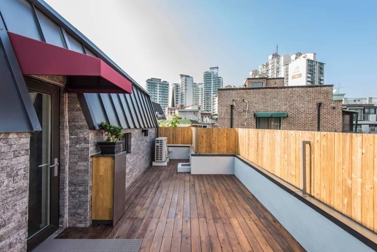Terrace by 오파드 건축연구소