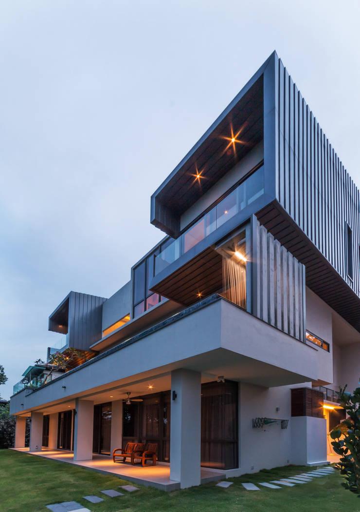 Houses by MJKanny Architect