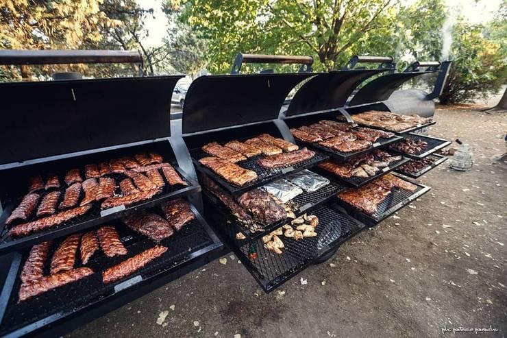 Ahumador Más Grande en Latinoamérica: Cocinas de estilo  por Smoke King Ahumadoras,