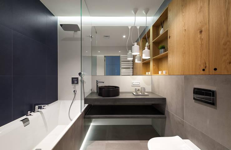 Большая удача: Ванные комнаты в . Автор – U-Style design studio