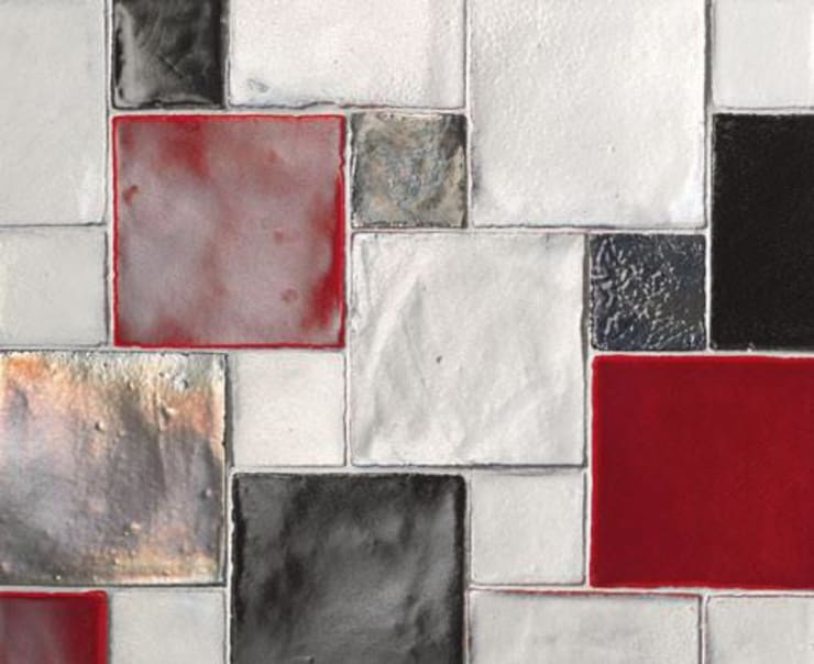 PROGETTO ARCH. TONY SINOPOLI : Bagno in stile in stile Moderno di SUPER BLOC SRL