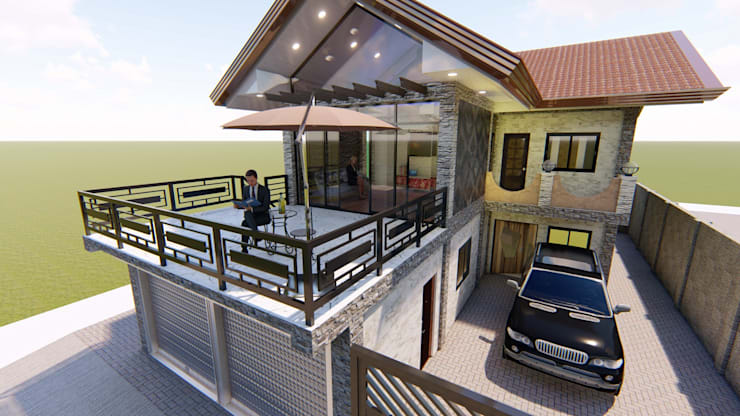 Base On Actual:   by JHERG INTERIOR EXTERIOR BUILDERS