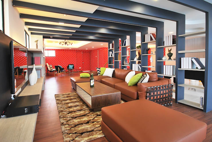 de estilo  por Hatch Interior Studio Sdn Bhd